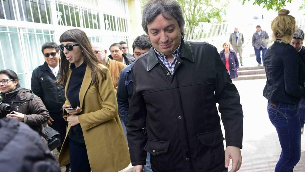 Máximo Y Florencia Kirchner Apelaron Sus Procesamientos En