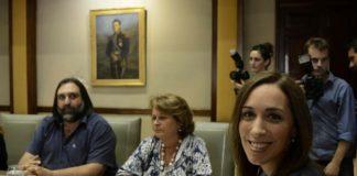 Reunión Provincia y docentes
