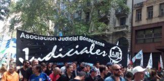 Judiciales bonaerense tuvieron su primera reunión por paritaria del año