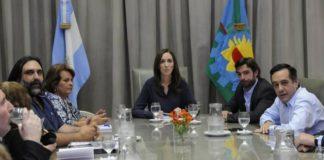 Vidal realizará un pago adelantado de aumento a los docentes