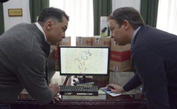 Almirante Brown informatiza los centros de salud municipales