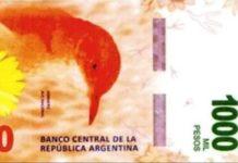 Nuevo billete de 1000 pesos: cómo es y cuándo sale