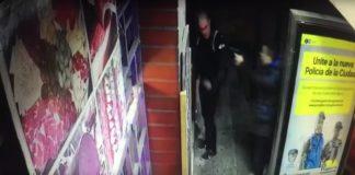 Balearon a un bombero de la Policía de la Ciudad