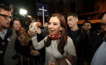 Cristina llamó a la unidad del peronismo