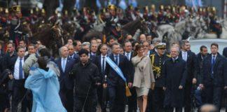 """Arzobispo Mario Poli durante el Te Deum:""""La inequidad genera violencia"""""""