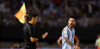 """FIFA levantó la sanción a Lionel Messi por """"pruebas insuficientes"""""""