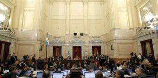 El Senado aprobó la Ley de Víctimas