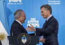 La crisis política en Brasil podría impactar en la economía argentina