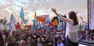 Cristina Kirchner lanzaría su candidatura el 20 de junio