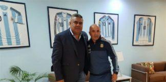 Sampaoli, nuevo director técnico oficial de la Selección argentina