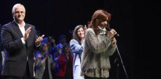 Cristina Kirchner pidió por la liberación de Milagro Sala