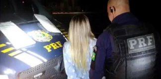 Detuvieron a una dirigente de Cambiemos con cocaína en Brasil, Danna Báez