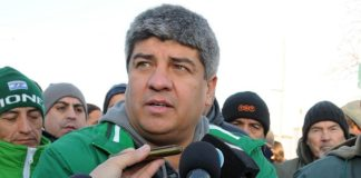 Pablo Moyano apuntó contra sectores de la CGT