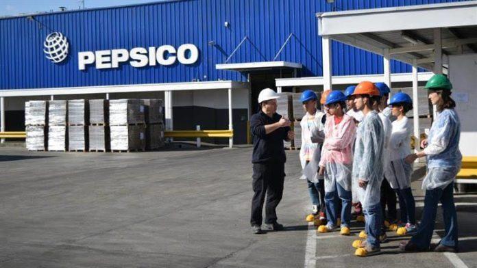 Pepsico en la Argentina factura millones de pesos