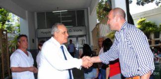 Avances en el nuevo hospital de Quilmes