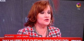 Lucía Galán dijo que quedan embarazadas para cobrar la AUH