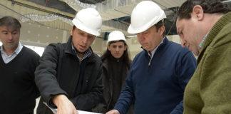 Continua la construcción del nuevo Centro de Operaciones en Brown