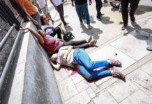 Dos muertos y heridos en votación opositora en Venezuela