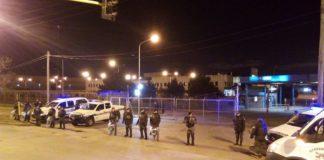 Correo Argentino, despliegue de Gendarmería