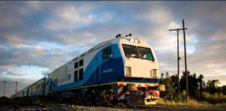 Vuelve el Tren a Mar del Plata