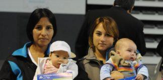Fin del mito de AUH: el 80% de las madres tiene 1 o 2 hijos