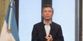 Macri habló sobre la privatización de Arsat