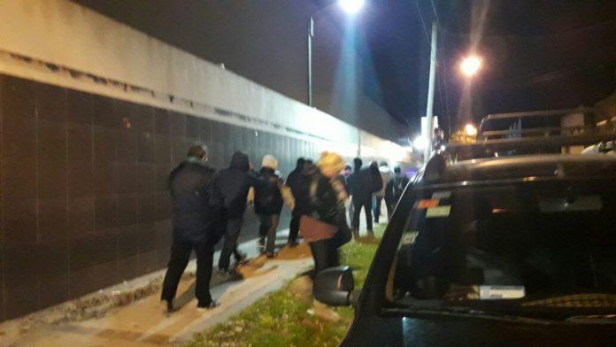El comunicado de Pepsico mientras reprimían a los trabajadores en el desalojo