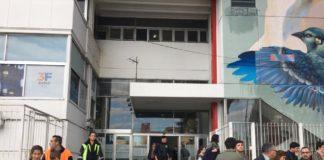 Amenaza de bomba en la Municipalidad de Tres de Febrero