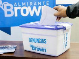 Los vecinos de Almirante Brown podrán denunciar venta de droga