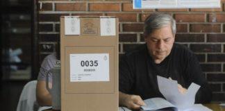 A las 21 se conocerán los primeros resultados electorales