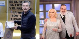 Imputan a Macri, Lanata y Legrand por violar la veda