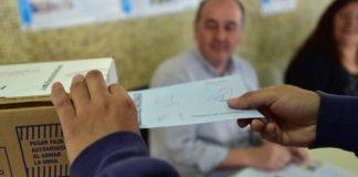 Completá el formulario y enteráte donde votas en las PASO