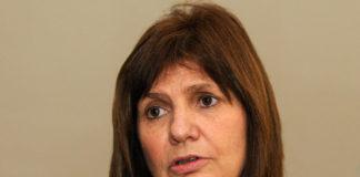 Bullrich pone en duda la desaparición y respalda a Gendarmeria