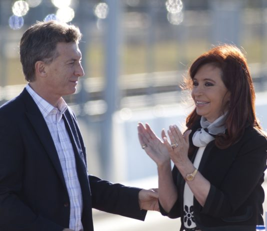 Macri dijo que Cristina tiene un problema psicológico