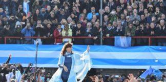 Cristina no votará para estar en los festejos en Arsenal