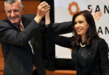 Gioja confirmó su apoyo a Cristina para las elecciones legislativas