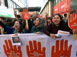 Se promulga la ley que despenaliza el aborto en Chile