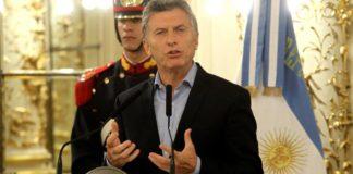 Repunta la aprobación de la gestión de Mauricio Macri