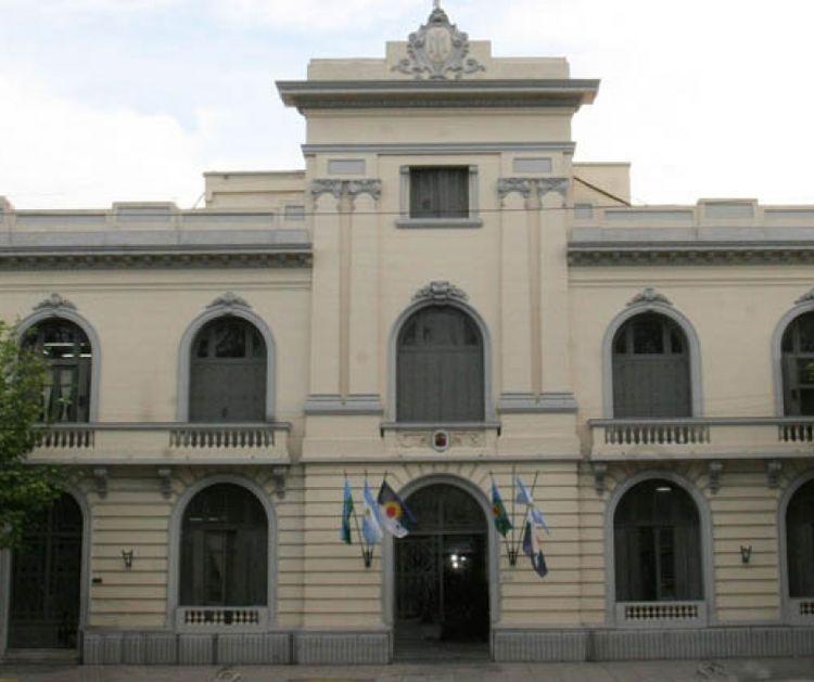 Allanan la municipalidad de la matanza tras la denuncia for Municipalidad la matanza