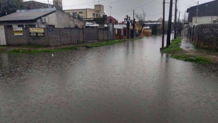 El temporal dejó más de treinta mil usuarios sin luz