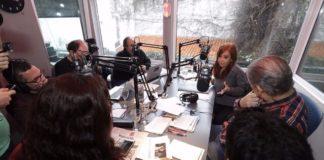 Cristina disparó contra Elisa Carrio y el informe de Gendarmeria