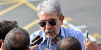 Aníbal Fernández acusó a Cristina de construir una opción berreta