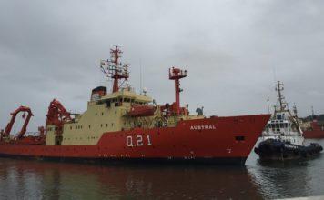 El Conicet envió dos buques para buscar al submarino desaparecido.