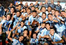 sudamericano sub 15, selección argentina