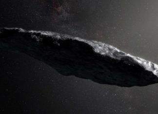 asteroide, extraerrestre, Oumuamua