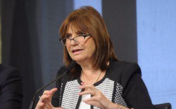 Pedirán juicio político contra Patricia Bullrich por la brutal represión