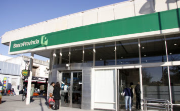 bapro, banco provincia, paro