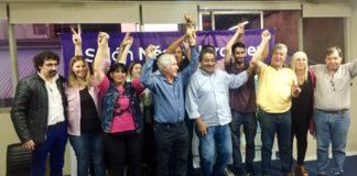 Darío Díaz Pérez fue reelecto en el PJ de Lanús