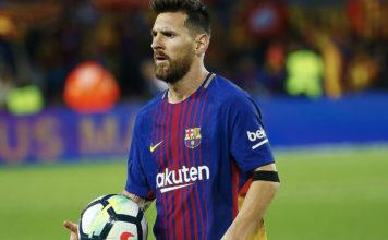 Messi, nuevo contrato, barcelona