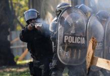 martin ocampo, represion, reforma previsional, policia de la ciudad, larreta, gobierno macri